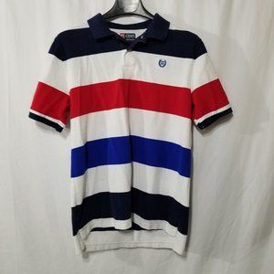 Chaps striped golf shirt